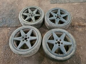 Vauxhall Vectra B GSI 17'INCH Alloy Wheels and tyres phase 1 205 40 r17