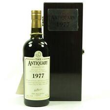 *** Whisky - Antiquary 1977 ***