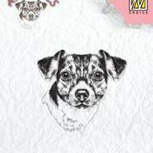Nellie Snellen Animals Clear Stamp - Puppy ANI016