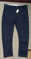 G STAR BRONSON TAPERED MENS CHINOS PANTS SIZE 33