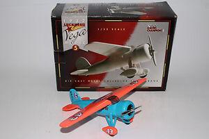 Lockheed Richard Petty 43 NASCAR Diecast Airplane Bank Vega Model 1/32