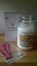 Yankee Candle Large Jar Wedding Day with Gift Box and ribbon wedding present