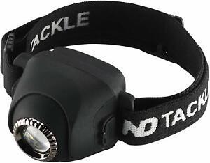 ND Tackle LED Kopflampen Headlight Stirnlampe USB Wiederaufladbar Taschenlampe