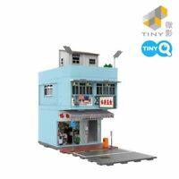 TINY City Hong Kong HK TinyQ BQ03 Old Building Display Diorama Hardware Store