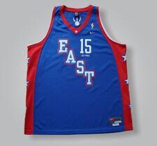 Vince Carter 2004 NBA All Star Game East Jersey Nike Toronto Raptors Vintage #15