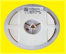 Resistenze SMD sono denominati resistor 10r 10 Ohm 0603 1% 100mw 5000 PZ