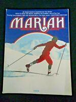Mariah Outside Magazine 1977 Everest Sherpas Grand Canyon Snake Jump Henry Allen