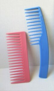 Hair Comb Hair Styling Comb Hairdressing Comb Wide Tooth Detangling Pick Combs