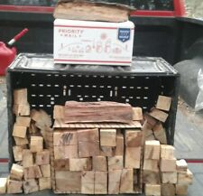 Pecan Bar-B-Q wood,chunks for smoker or barbque grill  for tailgating season