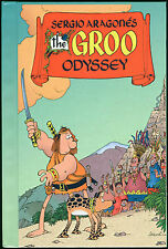 Sergio Aragones Groo the Odyssey Hardcover Very Rare HC HB Rufferto The Wanderer