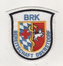 Uniform Aufnäher Patches  BRK Bereitschaft Oberstdorf Rotes Kreuz