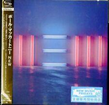 PAUL MCCARTNEY-NEW-JAPAN MINI LP SHM-CD Ltd/Ed G00