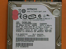500 GB HITACHI hts545050kta300/0a55725/da2259/nov-08/0a55840 da2130b
