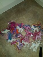 Vintage my little pony bundle g1 g2 g3 glitter princess Christmas collectable