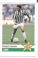 ba70fc866 Roberto Baggio Original Single Soccer Trading Cards for sale