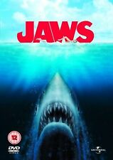 Jaws [DVD] [1975] Roy Scheider, Robert Shaw, Richard Dreyfuss DVD