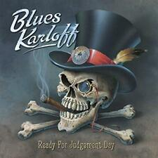 Blues Karloff - Ready For Judgement Day (NEW CD)