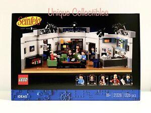 LEGO 21328 Ideas Seinfeld Apartment Brand New Free Shipping