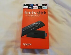 Amazon 2nd Generation FireTv Stick with Alexa Activated Voice Remote Control