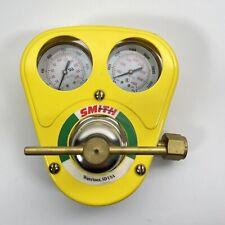Smith Hb1510a 540 Oxygen Regulator For Welding Torch Euc