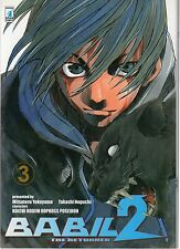 fumetto STAR COMICS - BABIL 2 THE RETURNER numero 3