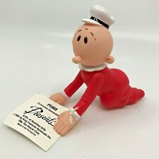 Vintage 1991 Swee' Pea Figurine Collectible Rare [06]