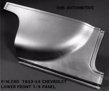 Chevrolet Chevy 2D Sedan Lower Front Quarter 1/4 Panel Right 1953-1954 #260R EMS