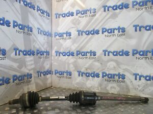2005 BMW X3 E83 2.0 DIESEL DRIVESHAFT DRIVER SIDE FRONT RIGHT MANUAL 6SP. #21138