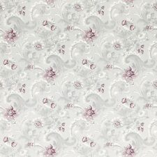 Laura Ashley Fabrics 10 Meters Available Baroque Pale Grape Price Per Meter