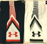 Under Armour UA HeatGear Men's Space the Floor Basketball Shorts 1298335 Choose