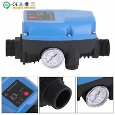 SKD-5 Electronic Automatic Water Pump Pressure Control Switch with Gauge SR