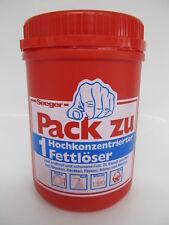 Seeger, Pack Zu 1, Fettlöser hochkonzentrierter Reiniger, 750 g