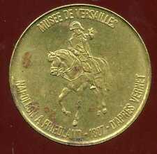 jeton TOTAL   ( musee de versailles  )  NAPOLEON a friedland  1807
