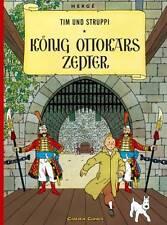 TIM UND STRUPPI 7 König Ottokars Zeppter Hergé tintin