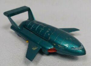 Dinky Toys No 101 Thunderbird 2 - Meccano Ltd - Made In England see desc