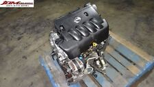 07-12 NISSAN SENTRA 2.0L TWIN CAM 4 CYLINDER ENGINE JDM MR20DE