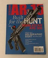 GUNS & AMMO Magazine AR- 15 Built For The Hunt Doublestar BRAND NEW IN COLTR SLV