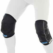 Oxford ChillOut Mid Layer Knee Warmers Unisex black - Size Small S