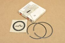 NOS New Yamaha 1980-81 IT125 1.00 Oversize Piston Ring Set for 1 Piston= 2 Rings