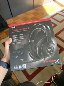 HyperX Cloud Revolver Gaming Headset for PC & Ps4 Xbox one
