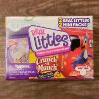 Shopkins Real Littles Season Mini Pack Surprise Box! New/Sealed!!