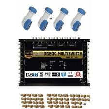 SET HD-LINE PRO MULTISWITCH 17/20 - 4SAT - 1TER / 20DEMOS