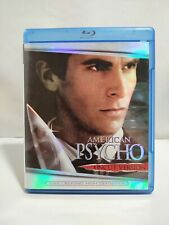 American Psycho (2000; Blu-ray) - Uncut - Christian Bale Pre Owned Free Shipping