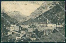 Belluno Vigo di Cadore Laggio di cartolina QT1160