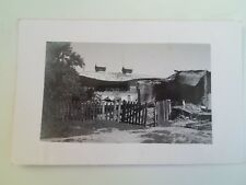 Vintage RPPC India Quetta Earthquake Damage 1935 Pub. Soni Company Delhi  §A855