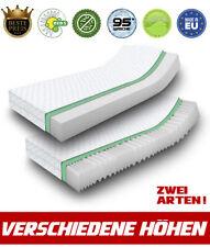7 Zonen / Ohne Zonen Kaltschaum Matratze 80x200 90x200 100x200 120x200 140x200