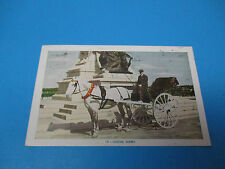 Caleche Quebec 1955 Postmarked Vintage Color Postcard PC28