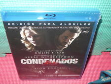 CONDENADOS - DEVIL,S KNOT - BLU-RAY -  FIRTH - WITHERSPOON