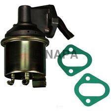 Mechanical Fuel Pump-4WD NAPA/ CARTER FUEL PUMPS - CFP B0184P