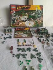 Lego Indiana Jones #7626 Jungle Cutter